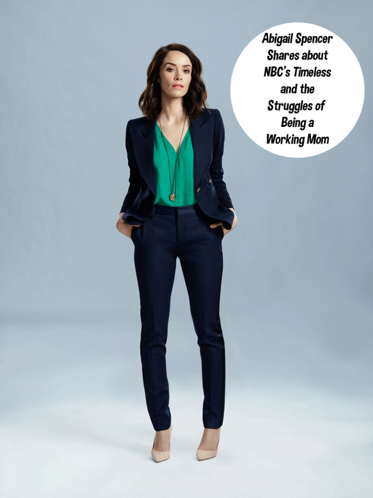 Abigail Spencer Interview