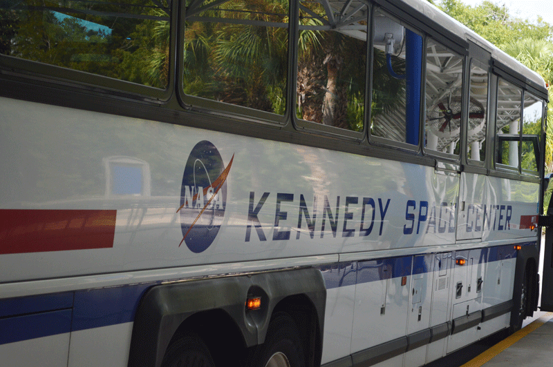 nasa cape canaveral bus tours