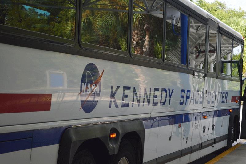 nasa cape canaveral bus tours