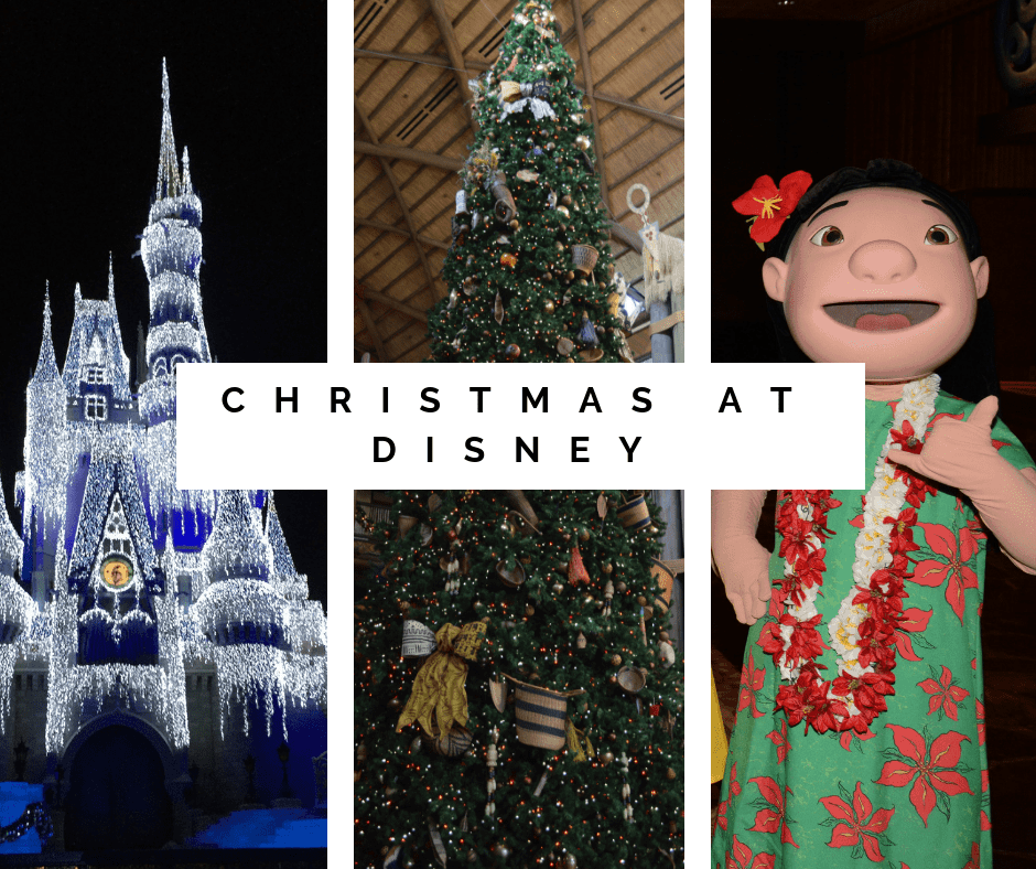 Celebrate Christmas at Disney on a Budget