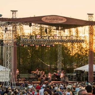 Busch Garden's Food & Wine Festival Concert Lineup 2018