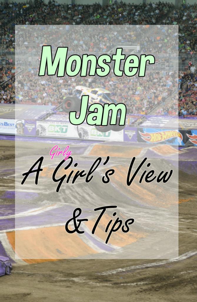 Monster Jam Tips