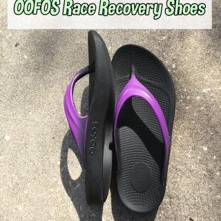 Why You Need Recovery Footwear – Benefits of OOFOS Race Recovery Shoes + Giveaway