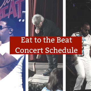 2018 Eat to the Beat Concert Schedule | Epcot Food & Wine Festival