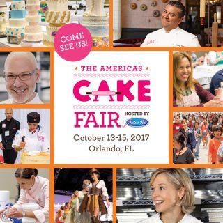 The Americas Cake Fair Coming to Orlando