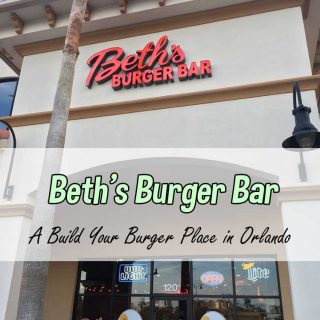 Beth's Burger Bar in Orlando, FL | Great Burgers Made Your Way