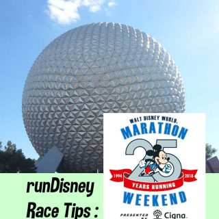 runDisney Racing Tips | Overcoming Running Roadblocks