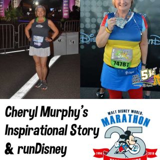 runDisney Racing Tips for Diabetics | Cheryl Murphy's Story