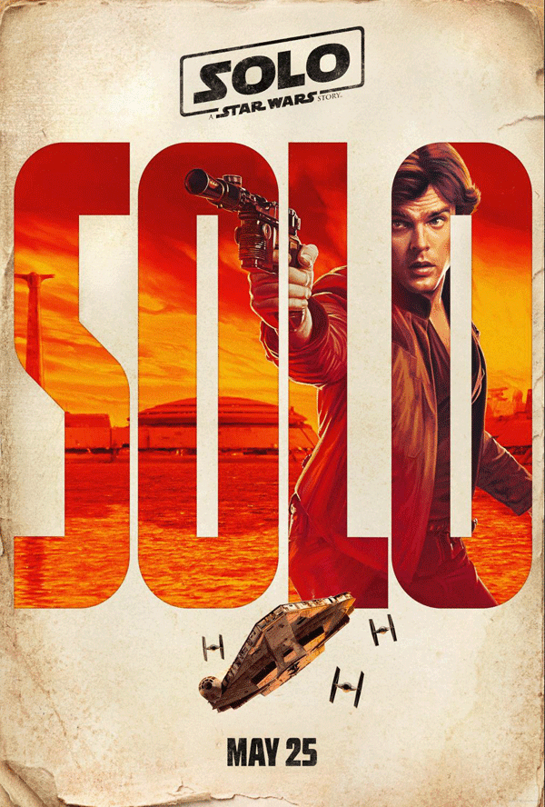 Solo: A Star Wars Story - Solo Movie Poster