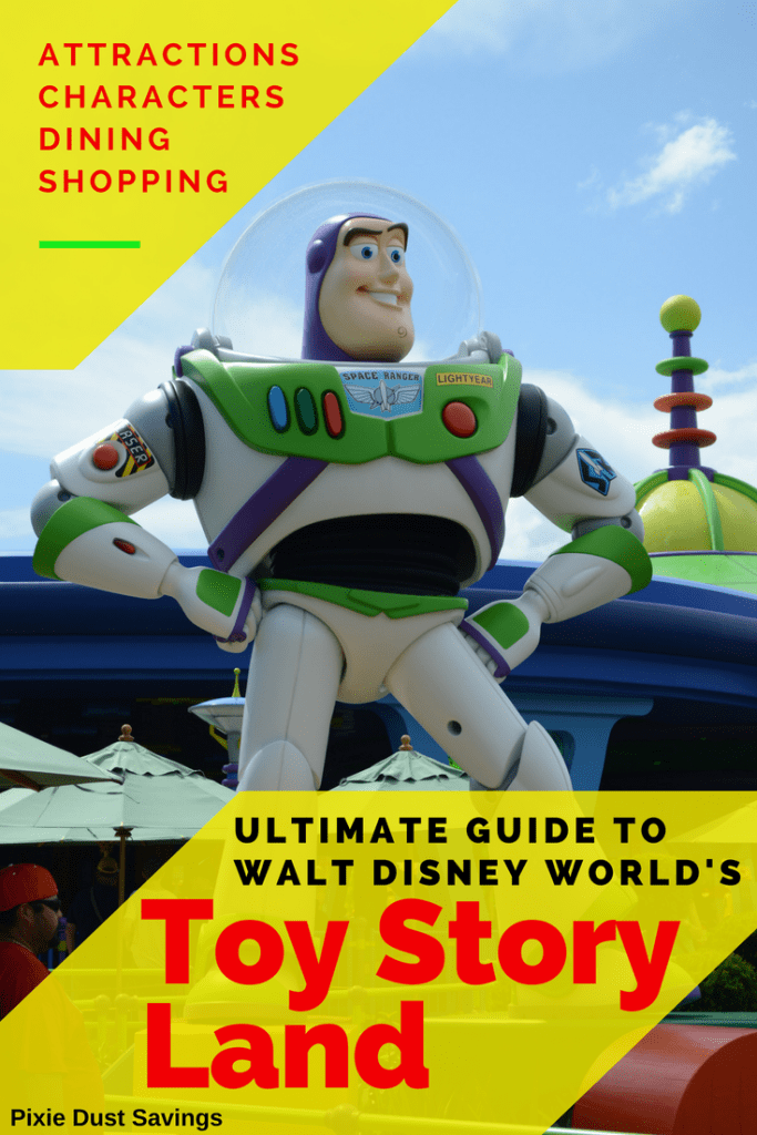 Ultimate Guide to Toy Story Land