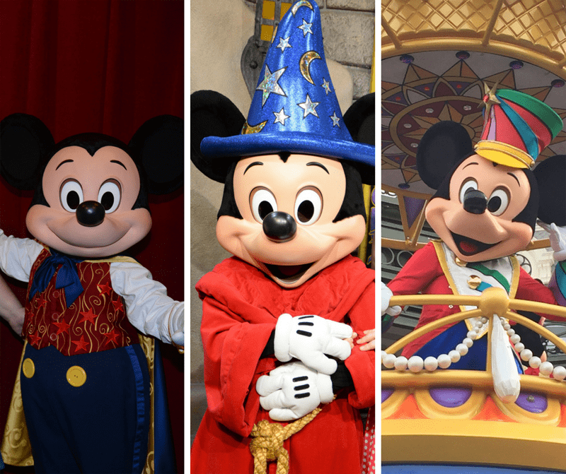 meet Mickey Mouse at Walt Disney World