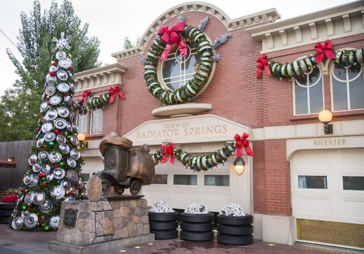 Holiday Experiences at Disneyland