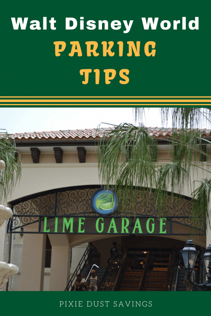 Disney World Parking safety tips