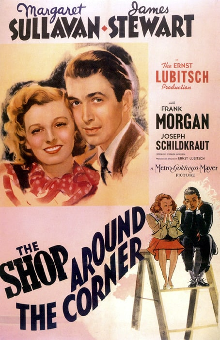The Shop Around the Corner movie review