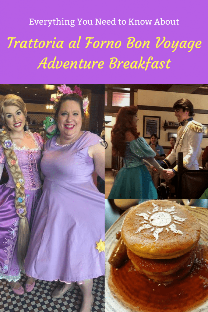 Trattoria al Forno Bon Voyage Adventure Breakfast Review