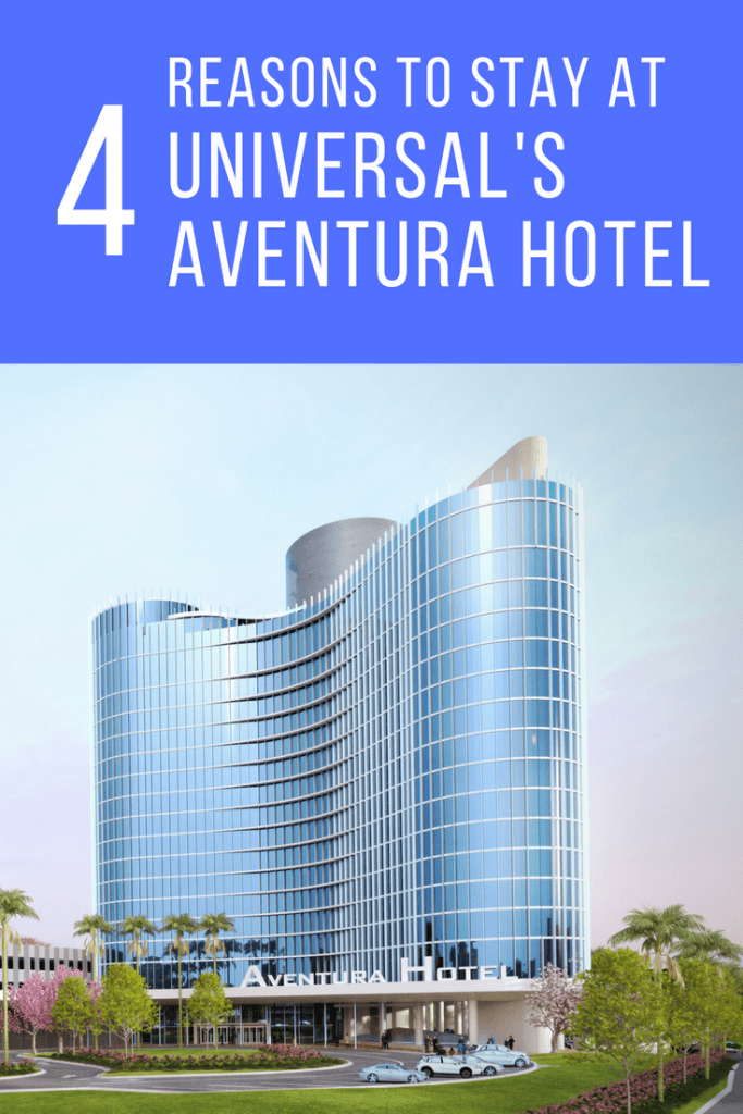 reasons to stay at Universals Aventura Hotel