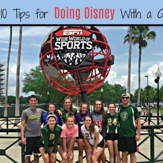 Top 10 Tips for Visiting Disney With a Large Group