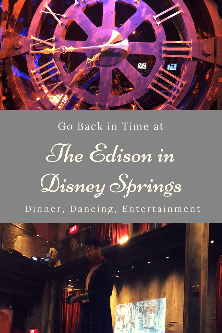 The Edison at Disney Disney Review