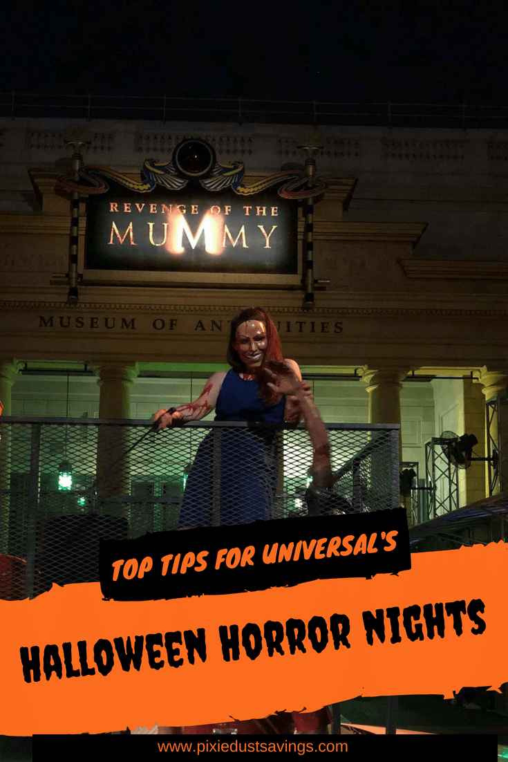 Universals Halloween Horror Nights Tips