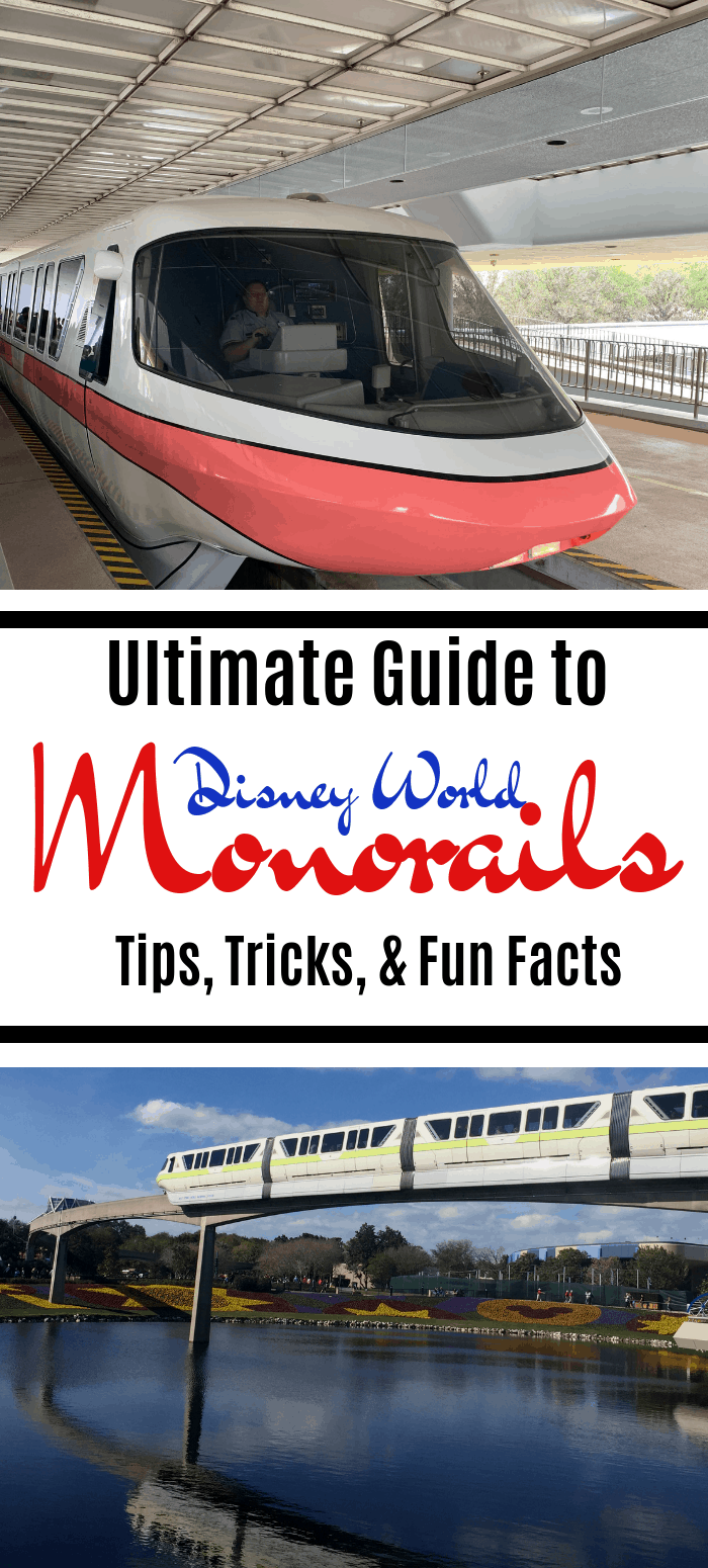 Ultimate Guide to the Walt Disney World Monorail System