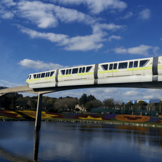 Walt Disney World Monorail System | The Highway in the Sky