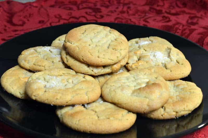 Peanut Butter Butterscotch Cookies