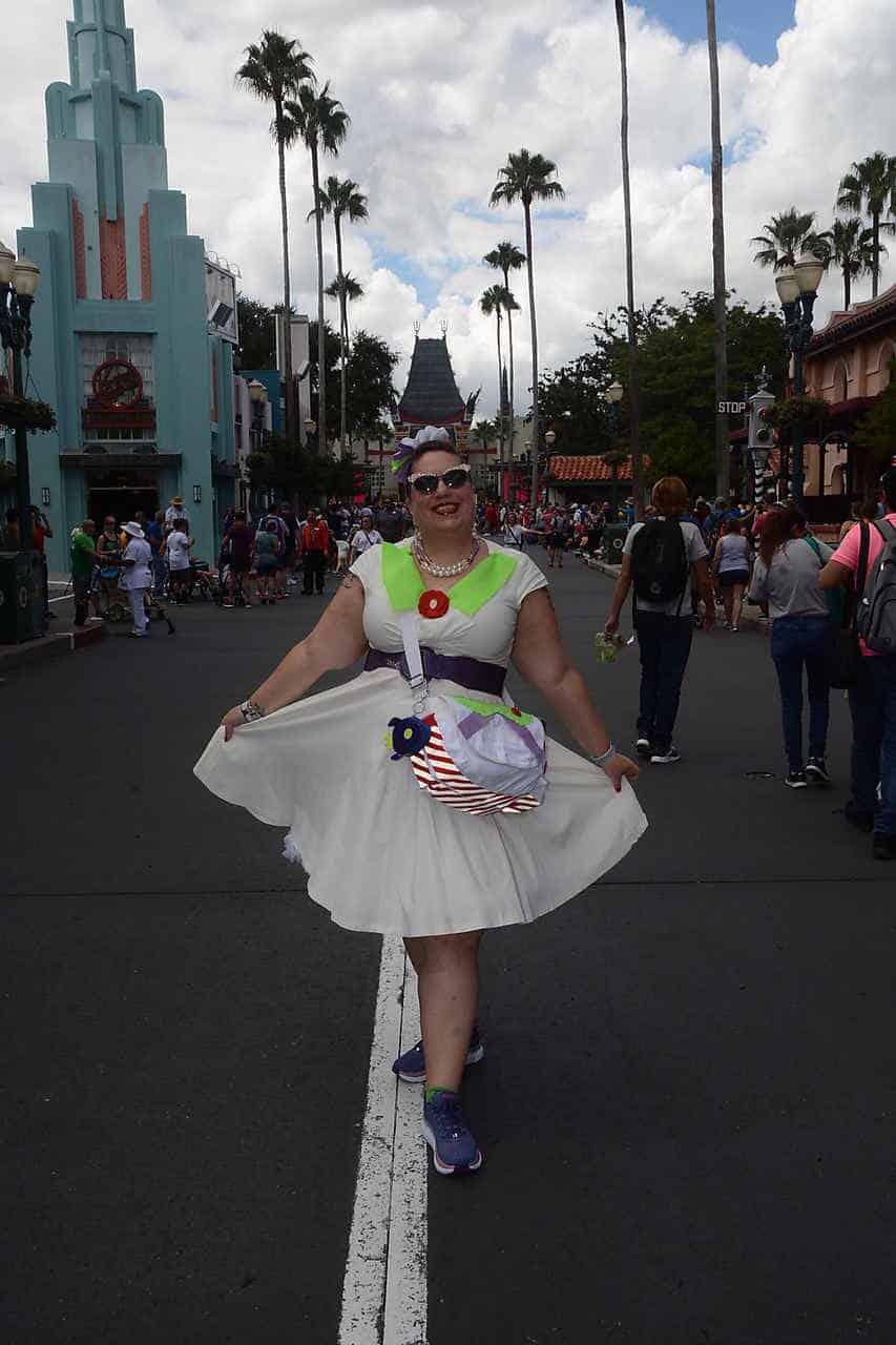 Buzz Lightyear Disney bound