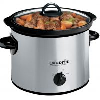 3 Quart Crock Pot