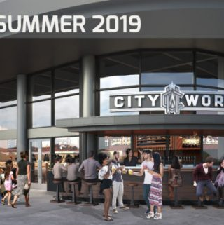 City Works Coming to Disney Springs in 2019