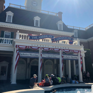 Disney's American Adventure Pavilion at Epcot