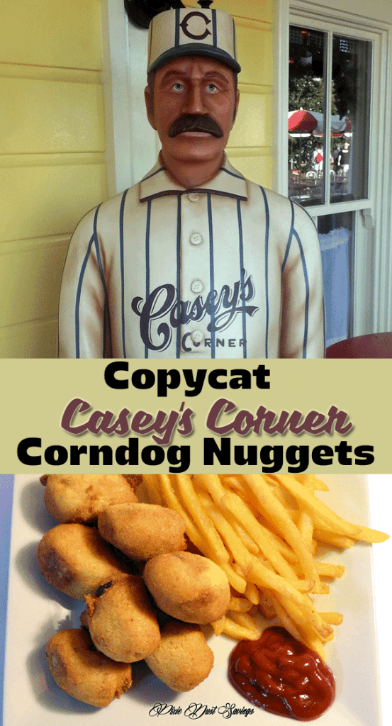 Copycat Casey's Corner Corn Dog Nuggets Recipe