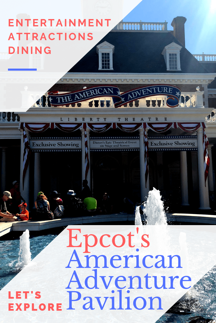 Disney's American Adventure Pavilion at Epcot