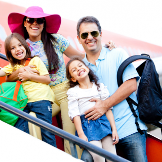 Top Tips For Flying With Children | A Guide for Parents