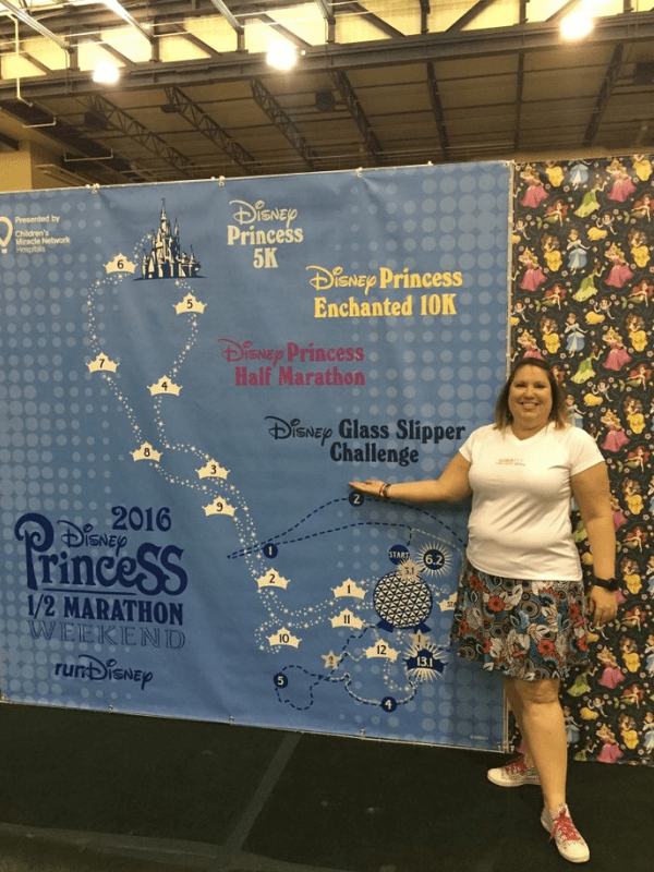 rundisney top tips - the expo