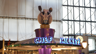 Chef Mickey's at the Contemporary