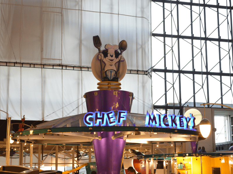 Top Tips for Chef Mickey's