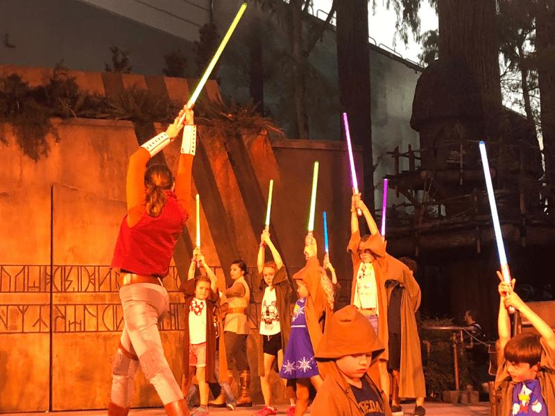 Guide to Jedi Training