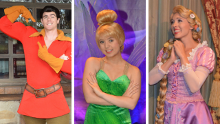 Must Do Character Meet & Greets at The Magic Kingdom