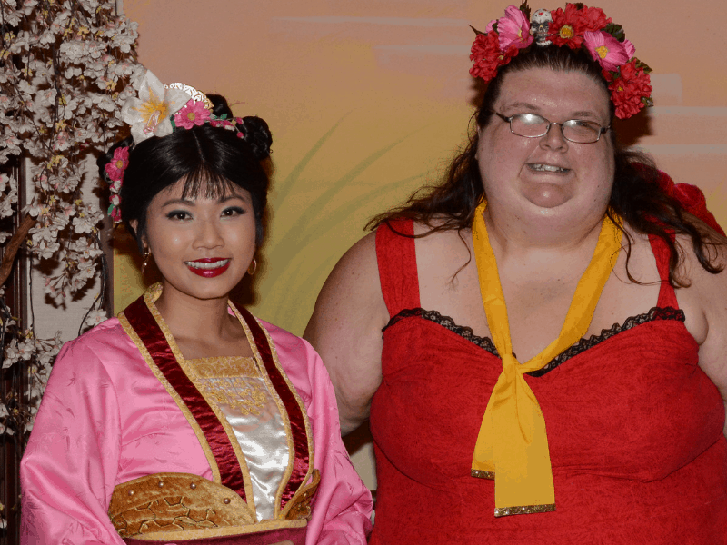 Mulan at Epcot