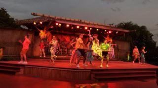 Spirit of Aloha Luau Dinner Show