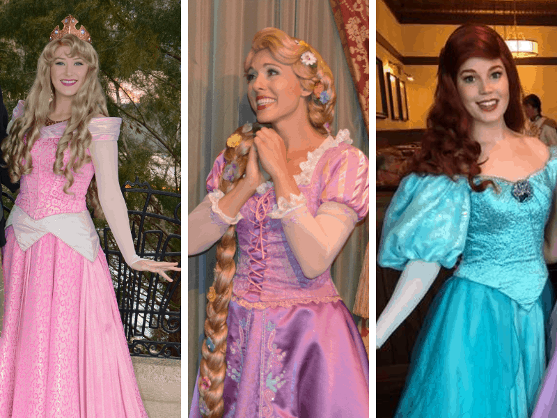 Disney World Princesses