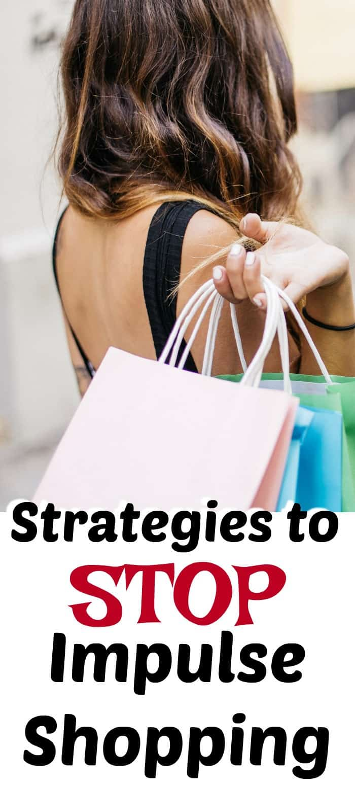 strategies to stop impulse shopping
