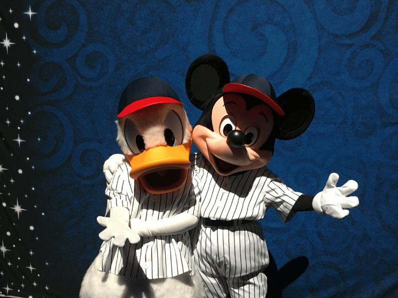 Where to Meet Disney Characters without Park Tickets