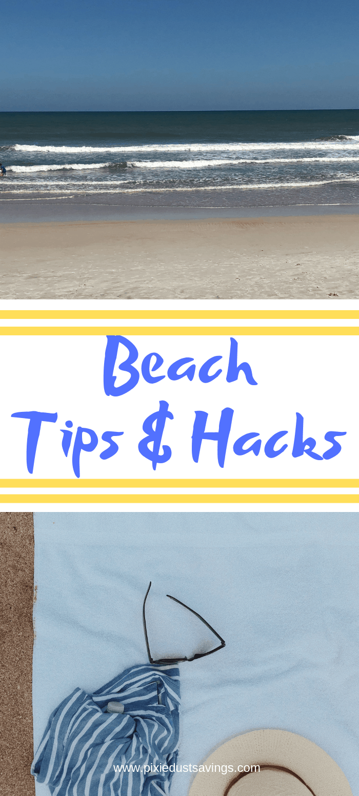 Beach Tips and Hacks