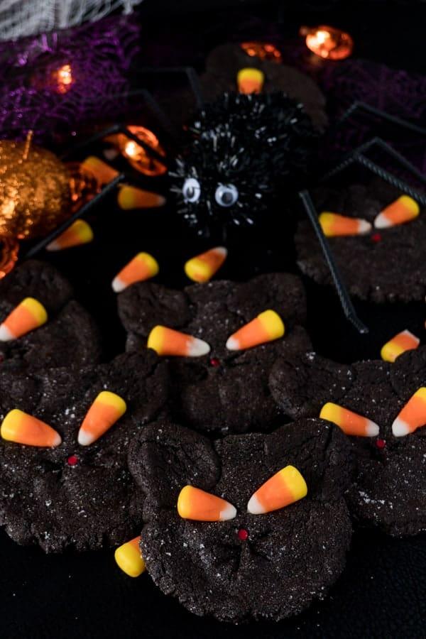 Black Cat Cookies • A Table Full Of Joy