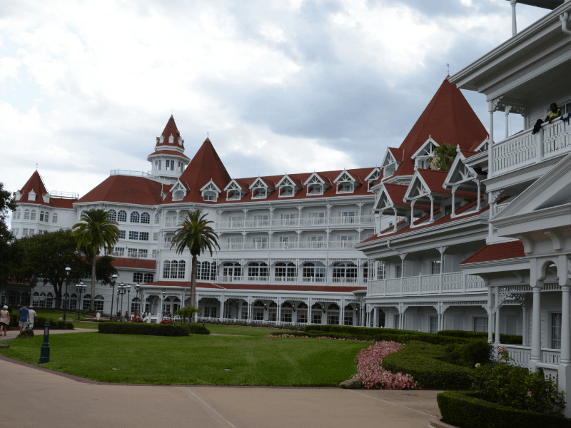 Grand Floridian Dining Guide