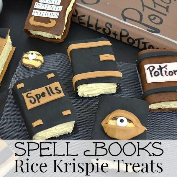 Halloween Rice Krispies Treats Ideas