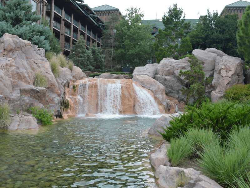 Wilderness Lodge Dining Guide