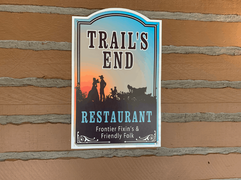 Trails End Review