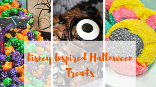 25+ Spooky & Adorable Disney Halloween Treats